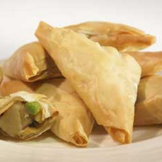 Ricardo's Vegetable Samosas