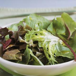 Simple Salad.