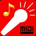 Karaoke Midi - Fun icon