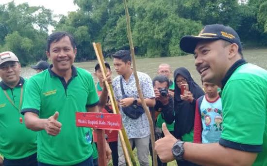 Dinas lingkungan hidup kabupaten Ngawi