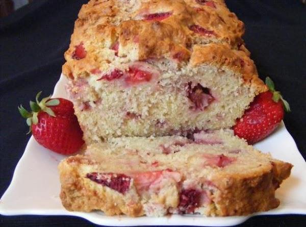Strawberry Cheesecake Bread Recipe