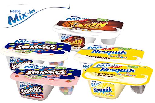 Bild für Cashback-Angebot: Mix-in: Joghurt-Genuss - Nesquik
