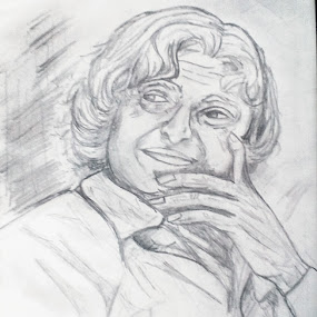 The 'Missile Man' of India by Satyabrata Paul - Drawing All Drawing (  )