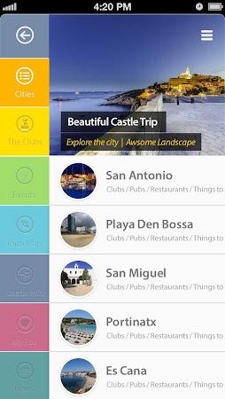 Clubbers App to Ibiza 3.6 screenshot 2092551