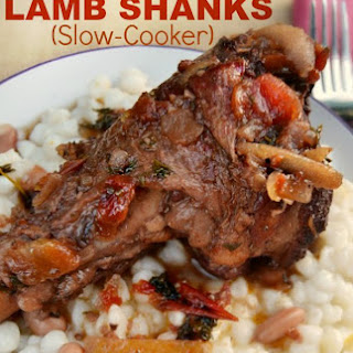 Slow Cooker Lamb Red Wine Recipes