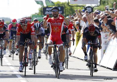 Dernier mercredi à la Vuelta, Nacer Bouhanni remporte la sixième étape le lendemain