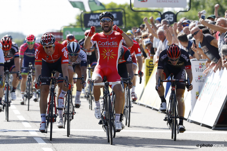 ? Dernier mercredi à la Vuelta, il remporte la sixième étape le lendemain
