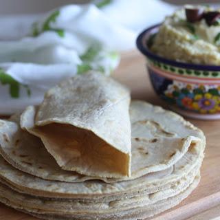 Tortillas (AIP, Paleo)