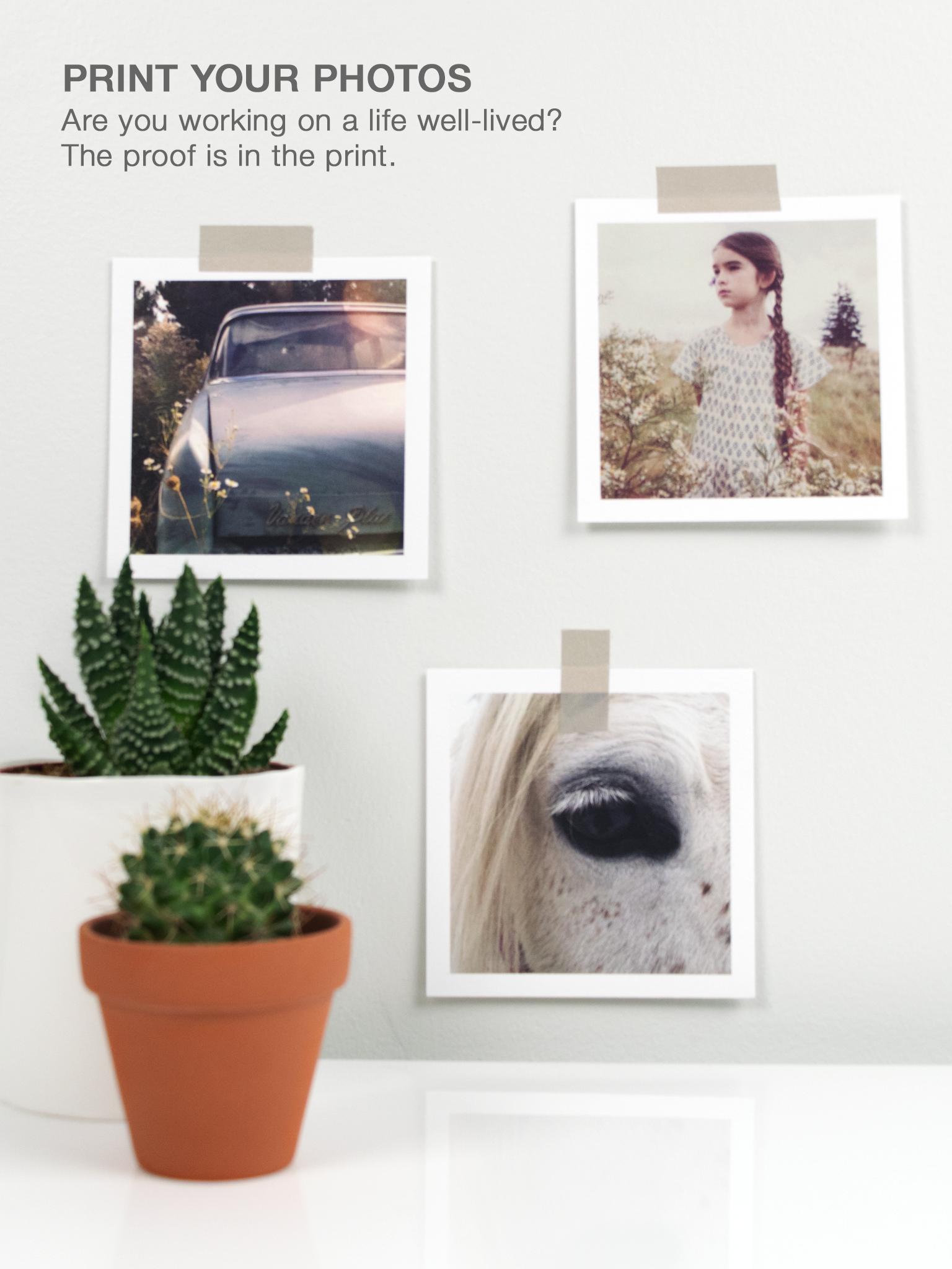 Impressed - Print Your Photos screenshot #6