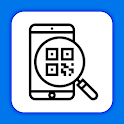 QR Code Reader & Barcode Scanner : Easy and Simple icon