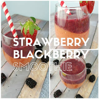 Strawberry Blackberry Smoothie Recipes.