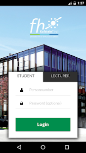 FH Kufstein App - náhled