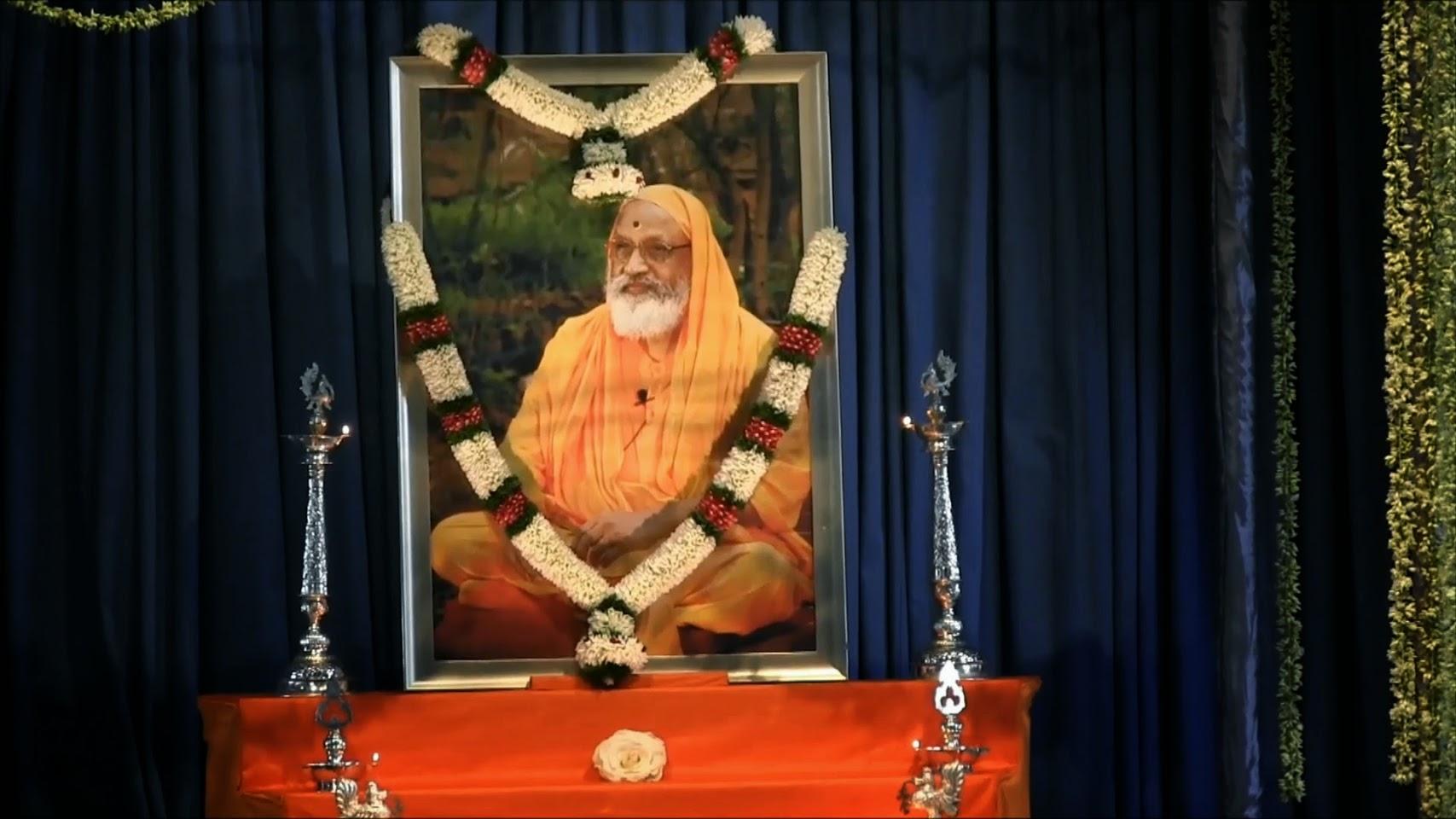 3rd Mahasamadhi Aradhana of Pujya Sri Swami Dayananda Saraswati