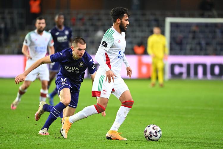 """Anderlecht et la D1A ont découvert Musa Al-Taamari : """"J'espère marquer contre Bruges !"""""""