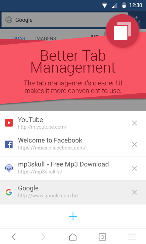 UC Browser Mini - Smooth- screenshot