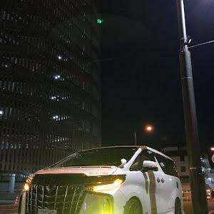 アルファード GGH30W SC 2018年9月22日納車のカスタム事例画像 【GR】ごじゃっぺレーシング(しんちゃん)さんの2020年04月04日19:20の投稿