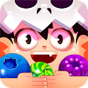 Bubble Shooter - Stone Age icon