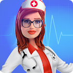 Doctor Story : Hospital Simulator Game Icon