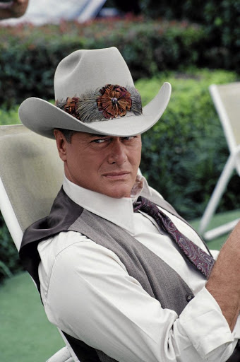 Dallas, the doings of the Ewings: Larry Hagman