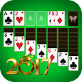 Solitaire by Weather Radar Forecast APK