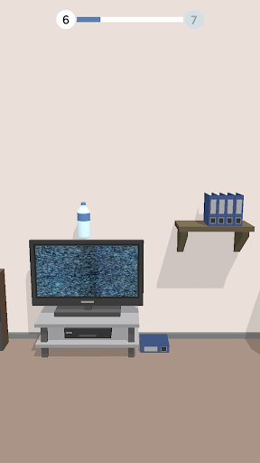 Bottle Flip 3D - screenshot