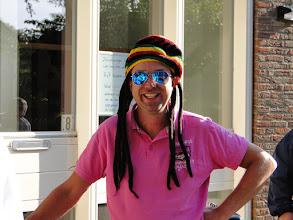 Photo: Onbekende rastafari...ach... mag ook mee.