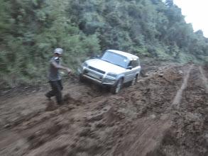 Photo: Drive to Chogoria Gate