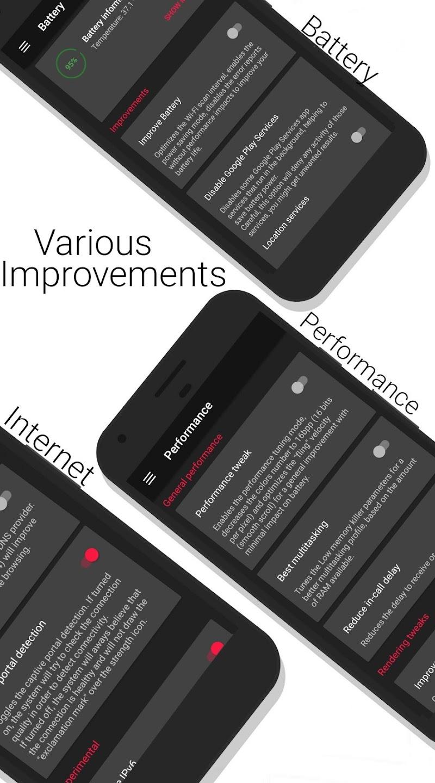 HEBF Optimizer Pro Screenshot 3