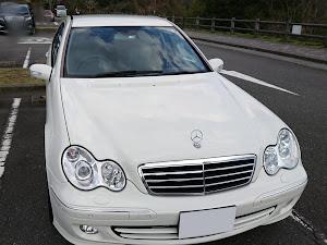 Cクラス セダン  w203 後期 C230 アバンギャルド 2006年 モデルのカスタム事例画像 M78★C230V6さんの2020年04月08日16:19の投稿