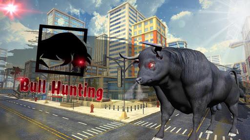 Fury Bull Fight Shooting 3D