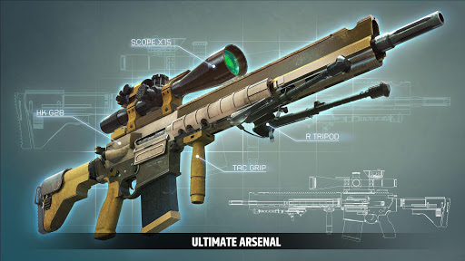 Cover Fire: Offline Shooting Games 1.20.19 Screenshots 12
