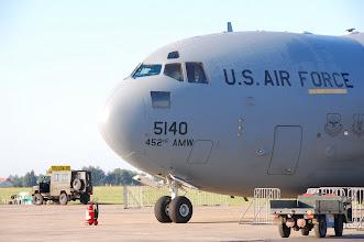 Photo: Amerykański samolot transportowy C-17 Globemaster III