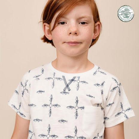 Tucker Kortärmad T-shirt
