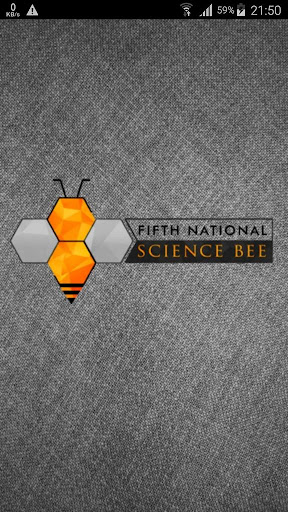 SCIENCE BEE '16 Screenshot