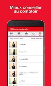 Le Moniteur des pharmacies.fr screenshot 3