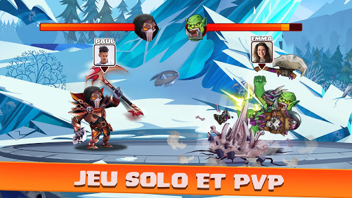 Tiny Gladiators 2 - Tournoi de Combat  captures d'u00e9cran 2
