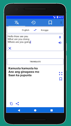 Ilonggo English Translator 1.1 screenshots 2