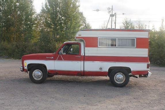 Chevrolet C20 -74 454