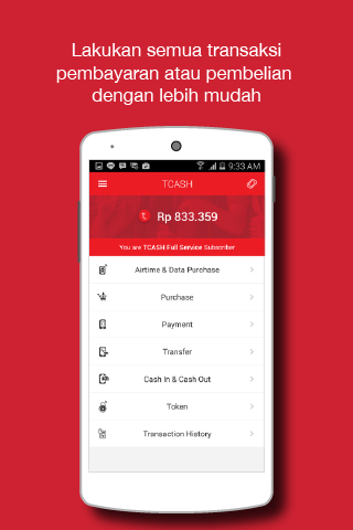 TCASH Wallet - Android Apps on Google Play
