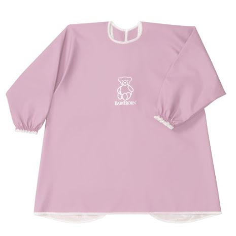 BabyBjörn Lek- och Ätförkläde, Rosa