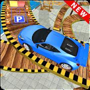 سيارة موقف سيارات محاكاة متعدد مستوى لعبه