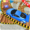 voiture parking simulateur multi niveau Jeu (Unreleased)