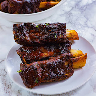 Oven Baked Beef Ribs Recipes.