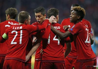 Le Bayern assure à Mayence