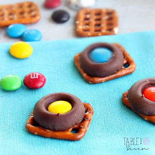Chocolate Buttons Recipes