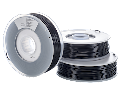 Ultimaker Black ABS Filament - 2.85mm (0.75kg)