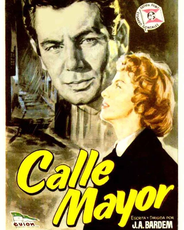 Calle Mayor (1956, Juan Antonio Bardem)