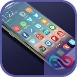 Launcher and Theme for S6 Edge Icon