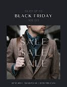 Men's Fashion Sale - Poster item