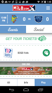 MiLB Inside The Park - screenshot thumbnail